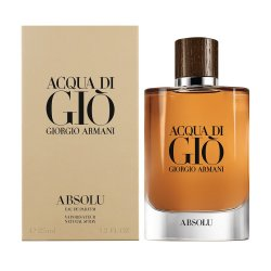 Acqua di Gio Absolu Edp 125 ml