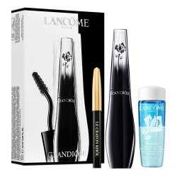 Estuche Grandiose Pestañina 01 Noir 10 Ml + Le Crayon Khol Miniature 01 Noir + Bi-Facil 30 ml