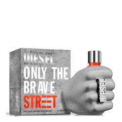 Only The Brave Street Edt 125ml