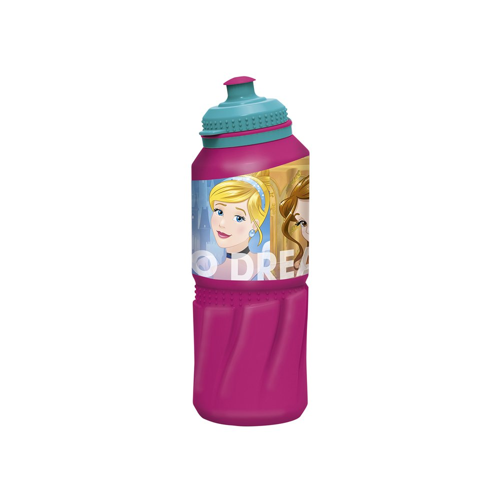 Botella Básica Princesas 530 ml