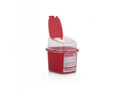 Recipiente residuos  cortopunzantes 0.5 L