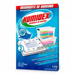Absorbente Humidex 50 grs