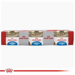 ALIMENTO HUMEDO GATO ROYAL CANIN 85 GR X3 WEIGHT CARE 9998000028