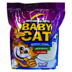 Arena Sanitaria Baby Cat