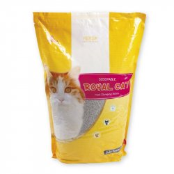 Arena Scoopable Bebe Royal Cat 5kg