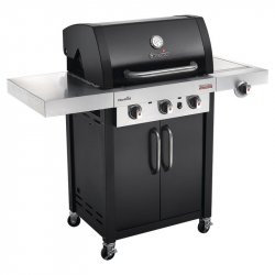Bbq A Gas Charbroil 467791317 3 Quemadores + Later