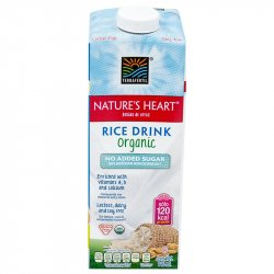 Bebida De Arroz Nature's Heart 946ml