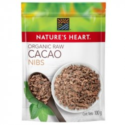 Cacao Nature Hearth 83103 X100 Gr Organico Trozos