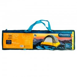 Carpa 5 Personas Discovery Expedition Gris