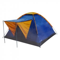 Carpa Clark Dome Evergreen 4 Personas-Azul
