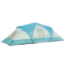 Carpa Discovery Expedition Dx145-11 9P Everest 575x240x185 Cm Azul