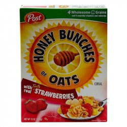 Cereal Honey Bunch  Post 368gr