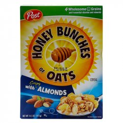 Cereal Honey Bunches of Oats Post 411gr