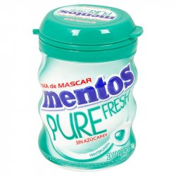 Chicle Pure Fresh Mentos 56gr