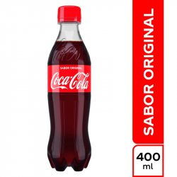 Coca Cola X 400 Ml Pet 160318