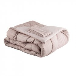 COMFORTER VISION KING EXPRESSIONS DELUXE BEIGE