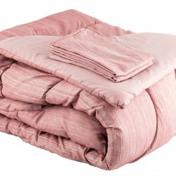 COMFORTER VISION QUEEN EXPRESSIONS DELUXE ROSA