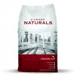 Concentrado Gato Diamond Naturals 1311 8 Kg Pollo Adulto