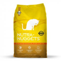 Concentrado Gato Nutra Nuggets 0906 3 Kg Pollo Adulto