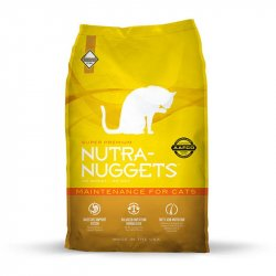 Concentrado Gato Nutra Nuggets 272 1 Kg Pollo Adulto