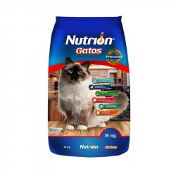 Concentrado Gato Nutrion 0361 8 Kg Carne/Pollo
