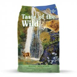 Concentrado Gato Taste Of The Wild 1583 2.27 Kg Venado Adulto