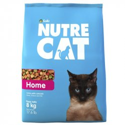 Concentrado Nutre Cat Home 8 Kilos Gatos