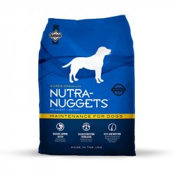 Concentrado Perro Nutra Nuggets 0101 1 Kg Pollo Adulto