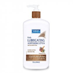 CREMA HIDRATANTE LUCKY 8212-12 444ML.
