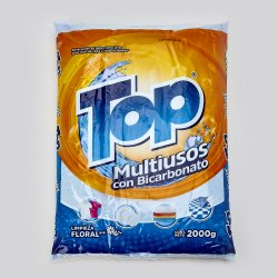 DETERGENTE TOP 2911 MULTIUSOS 2000 GR