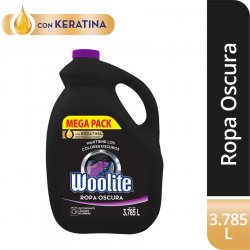 DETERGENTE WOOLITE 3112864 GALON BLACK