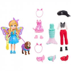 DISFRACES POLLY POCKET GDM15