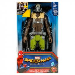 El Buitre Spiderman Hasbro-Multicolor