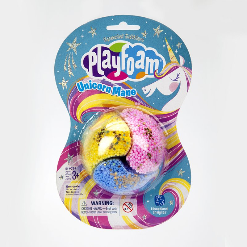 ESPUMA MOLDEABLE PLAYFOAM UNICORN 9729-S
