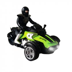 FASTON BIKE 1:12 4CH RC ATV MOTORCYCLE WITH BATTERY TOY-67913