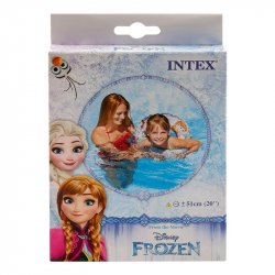 Flotador Intex  Circular de Frozen-Multicolor