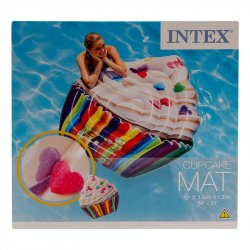 Flotador Intex de Cupcake-Multicolor