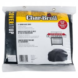 Forro Para BBQ 3/4 Quemadores Char-Broil Negro