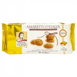Galleta Grisbi Amaretto Vicenzi 200gr