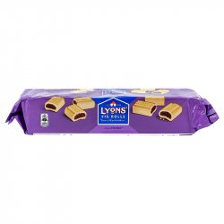 Galletas Fig Rolls Lyons 200 gr