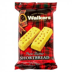 Galletas Shortbread Walkers 40 gr
