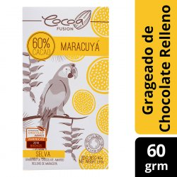 Grajeas Maracuyá Selva Mountain Food 45g