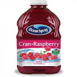 Jugo ocean spray cranberry raspberry drink 64 oz