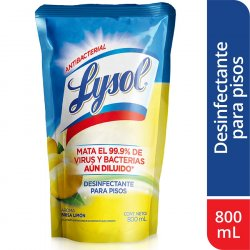 Limpiador Lysol 3059366 Desinfectante Citrus 800 Ml