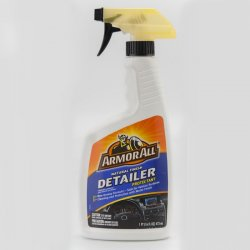 Limpiador Protector de Superficies del Vehículo Spray Armor All 473 ml