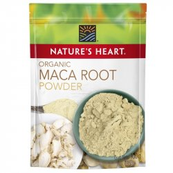 Maca Nature Hearth 81505 X100 Gr Organica Polvo