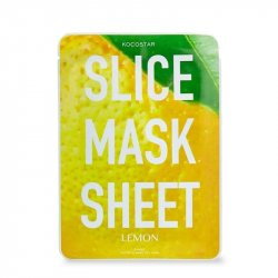 Máscara Sheet Lemon Kocostar 20ml