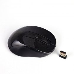 Mouse inalambrico be mix color negro ht1085