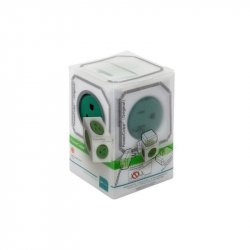 Multitoma powercube  verde 4 salidas