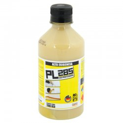 Pegante 375Ml PL285 Botella Amarillo
